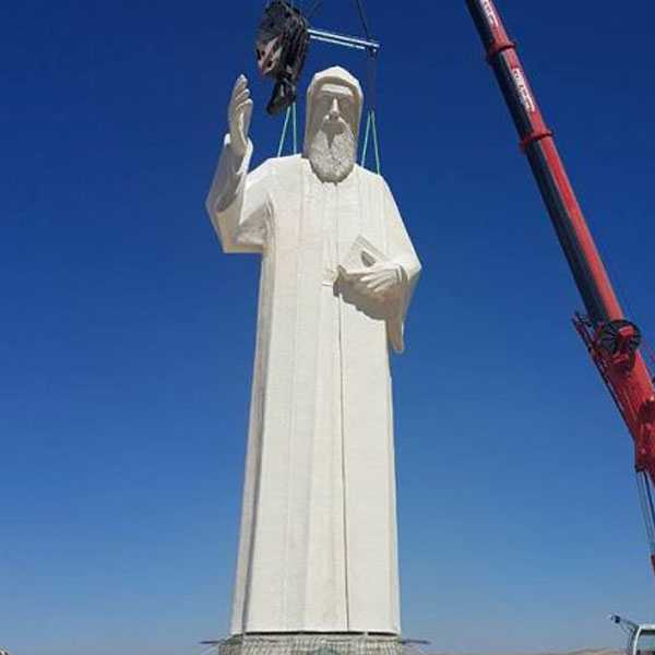Do You Know Where is the Largest Statue of Saint Charbel Placed ?