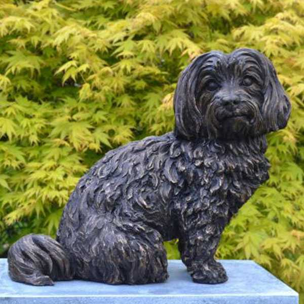 dog statues for home maltese statue for sale