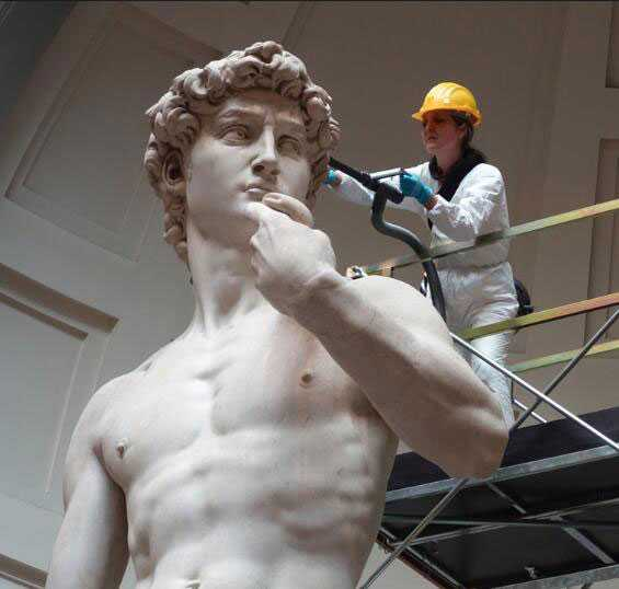 how-to-clean-marble-stone-sculpture