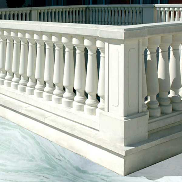 Do You Know How to Install the Marble Railing for Your House?