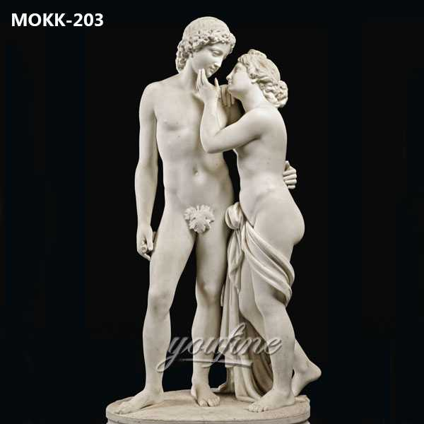 Customized Pure Hand Carved Famous Marble Antique Art Statue for Garden Decoration MOKK-203