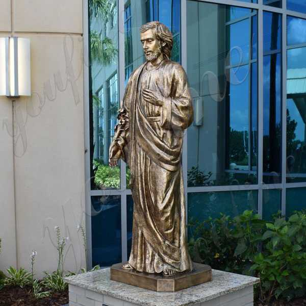 st joseph garden statue for sale