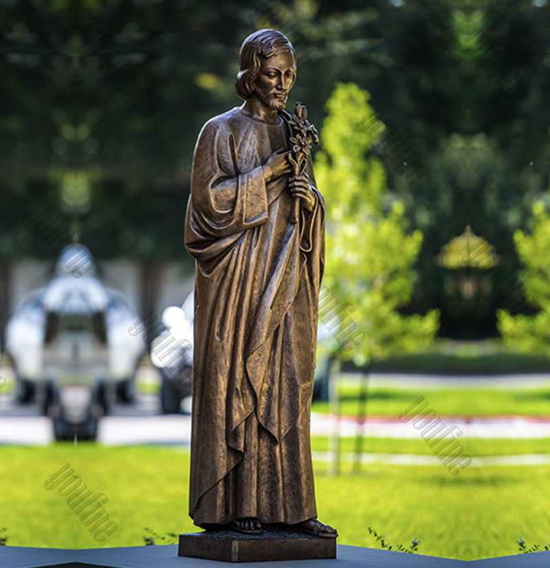 st joseph the worker statue for sale