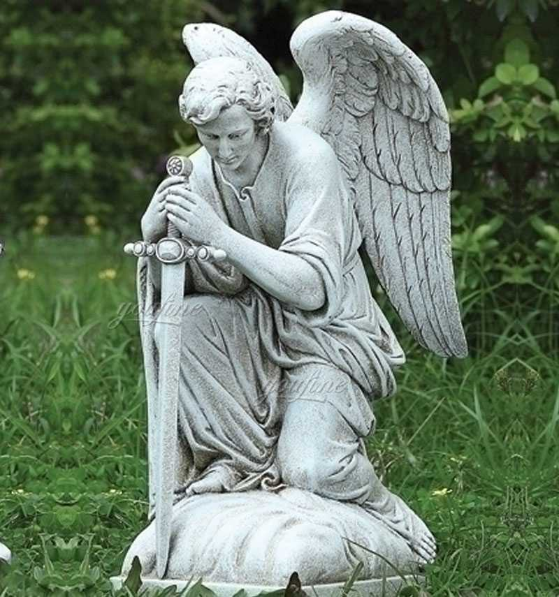 saint statues for the garden famous archangel statues catholic saint sculpture design replica for sale