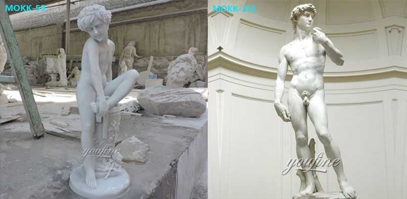 Marble-Famous-Statue-Boy-Removing-Thorn-from-Foot-for-Sale MOKK-59
