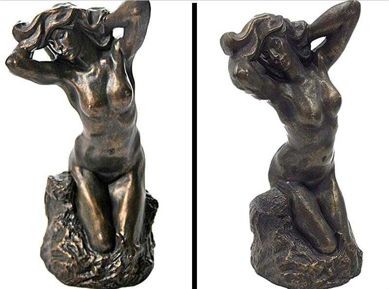 famous bronze sculpture Robin the Bather replica for sale