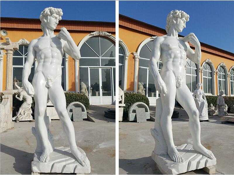 life size famous david statue for sale