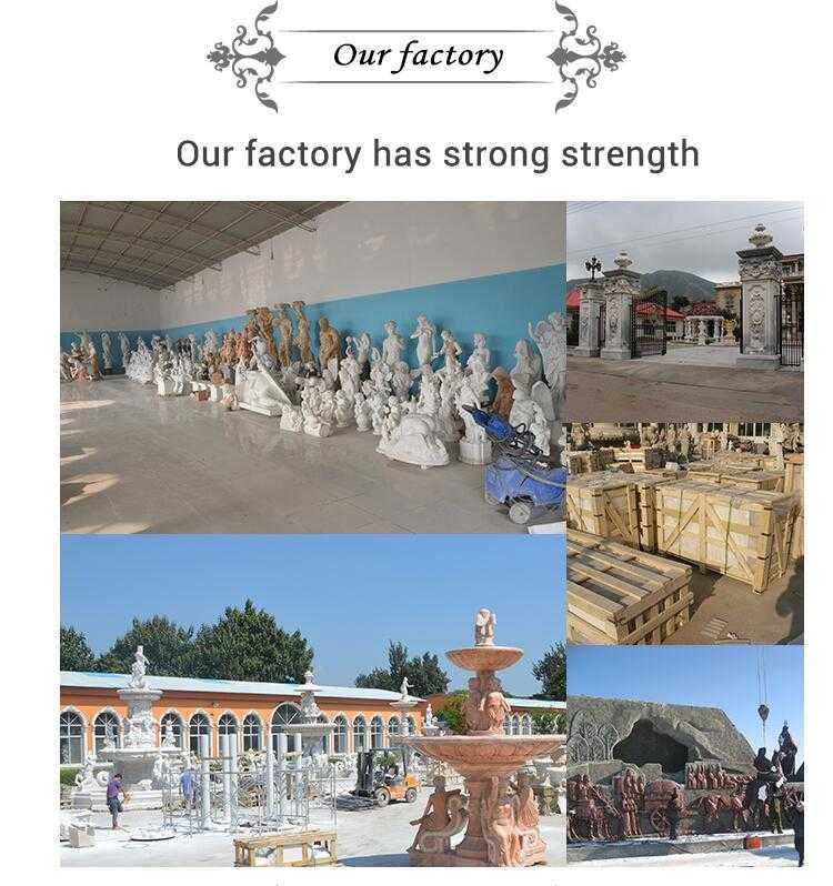 factory of marble carving sculpture