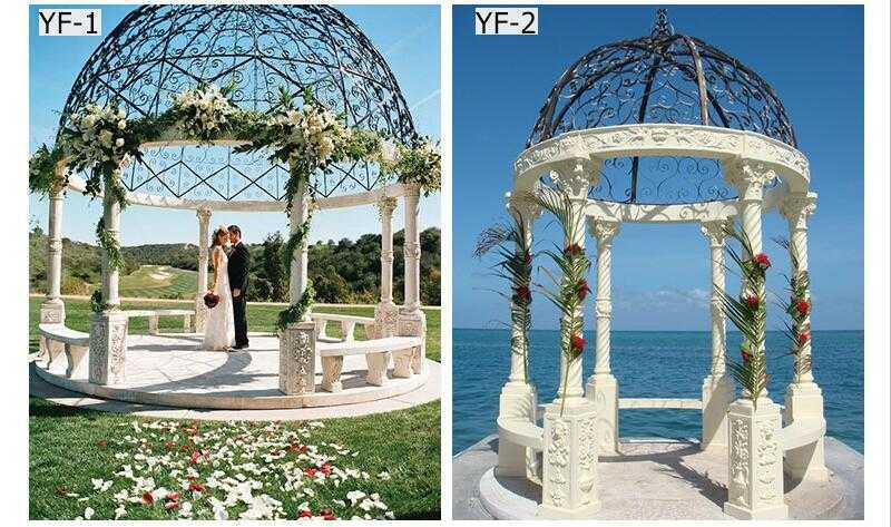large outdoor gazebo for weddings for sale