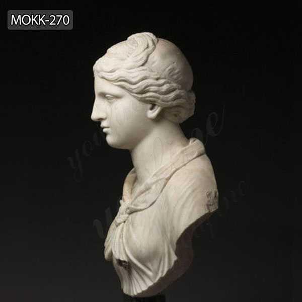 Famous Marble Artemis Bust Diana Bust Sculpture for Sale ...