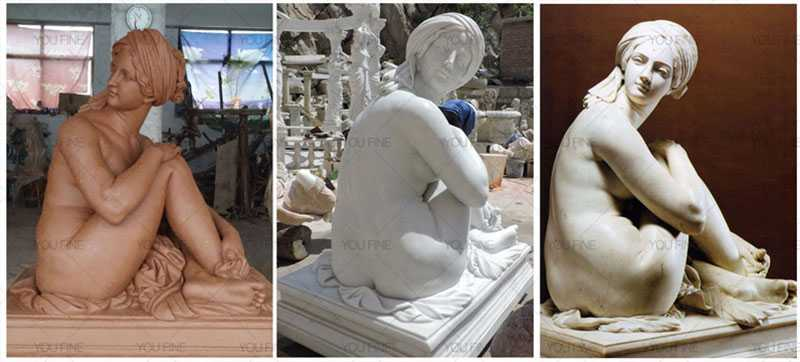 Life-size-marble-art-figure-James-Pradiers-Odalisque-replicas-for-sale-4