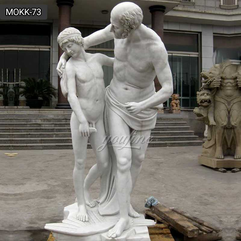 A History of the Evolution of Marble Sculpture that Has Been Popular for Thousands of Years