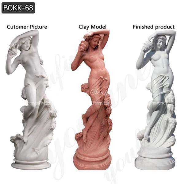 famous female statues