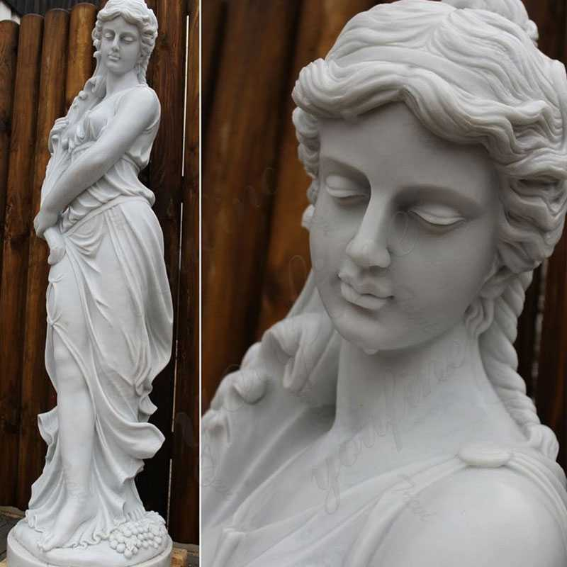 female-marble-statue
