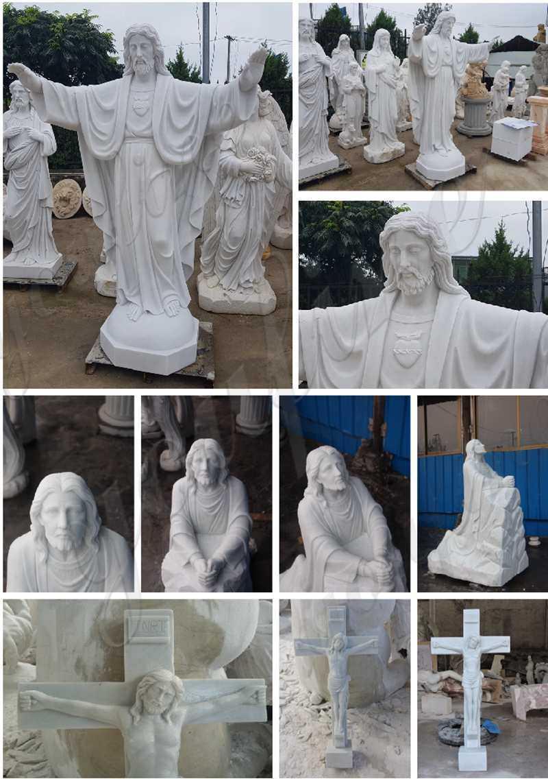 Famous Marble Jesus Statue