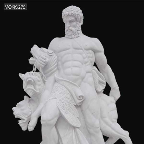 Famous-art-sculptures-life-size-white-marble-hercules-sculpture-for-sale-1