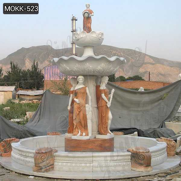 outdoor water fountain for sale