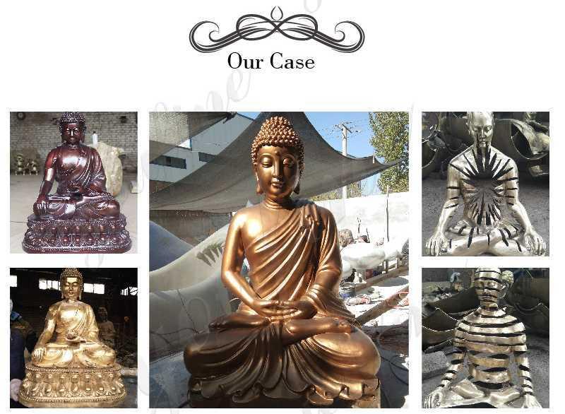 Bronze Shakyamuni Buddha Statue for dale