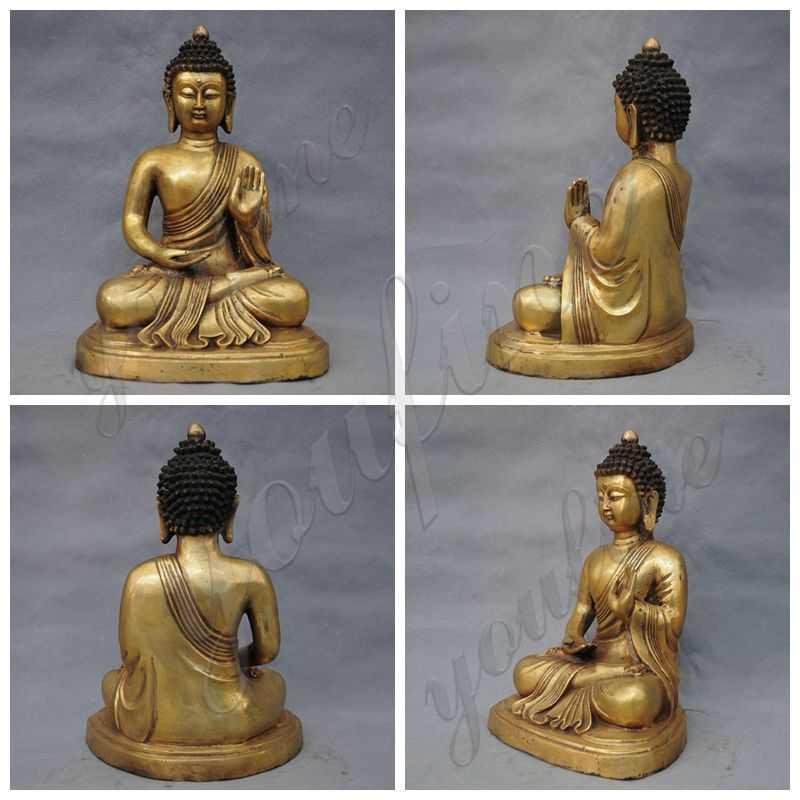 Bronze Shakyamuni Buddha Statue for sale