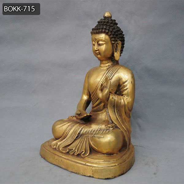 Bronze Shakyamuni Buddha Statue
