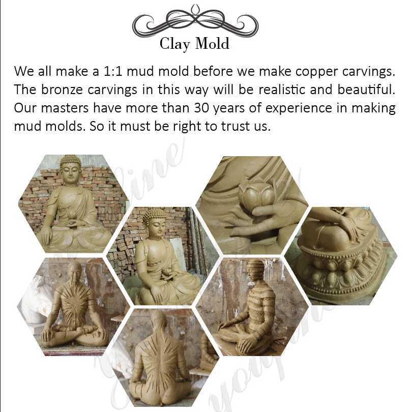 Buddhism Bronze Shakyamuni Buddha Statue for sale