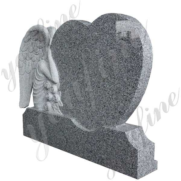 Granite Angel Marble Monument Statue