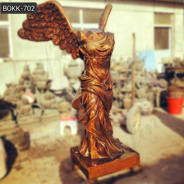 Large Bronze Angel's Body Statue for sale
