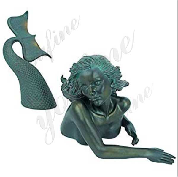Meara the Mermaid Sculpture for sale