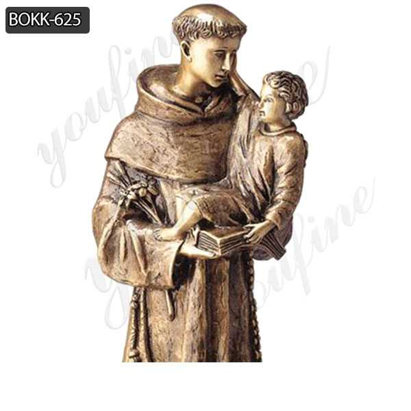 St-Anthony-with-Baby-Jesus-Statue-for-sale