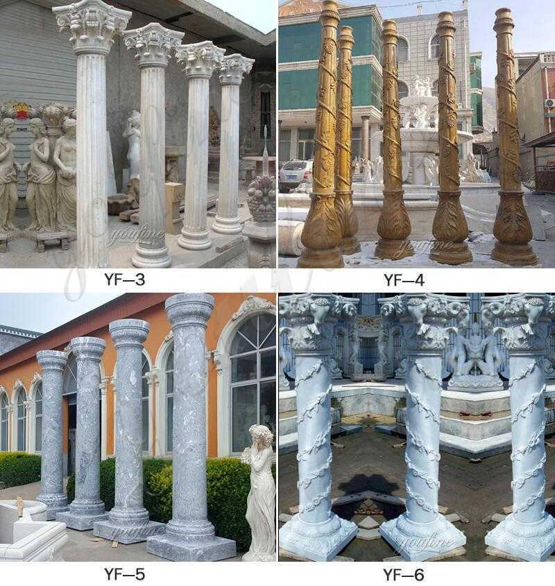 exterior house columns for sale