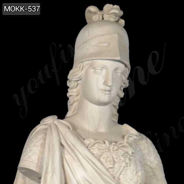 Athena Life-size Statue Large Greek Goddess of Wisdom