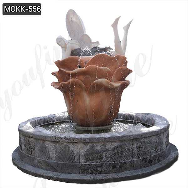 Best Price Stone Water Fountain for Home Decor from Factory Supply MOKK-556
