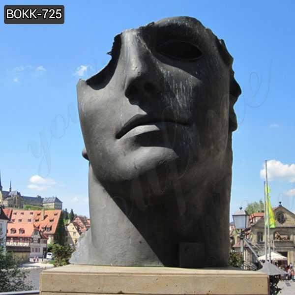 Bronze Igor Mitoraj Sculpture Replica for Decoration on sale
