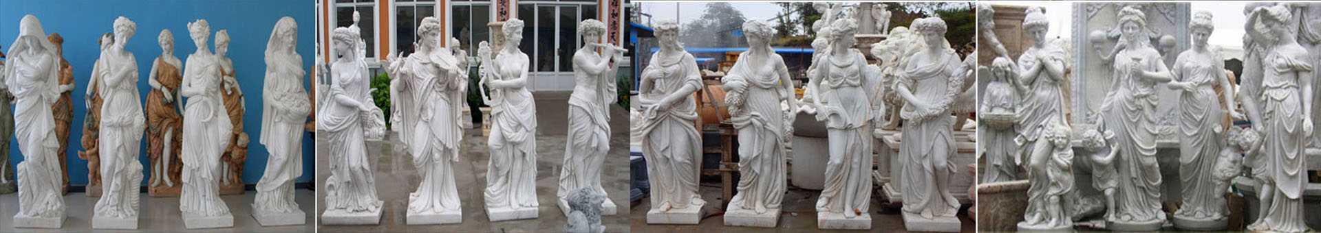 Four Season Statue