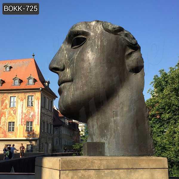 Large Outdoor Bronze Igor Mitoraj Sculpture Replica for Decorations