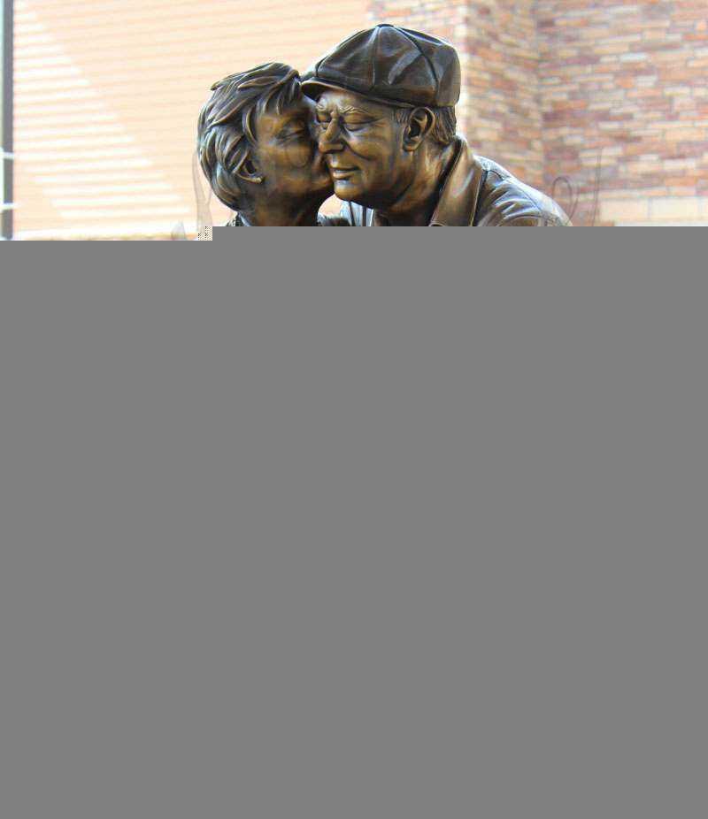 Life Size Bronze Figure Statue Custom Sculpture from Photos
