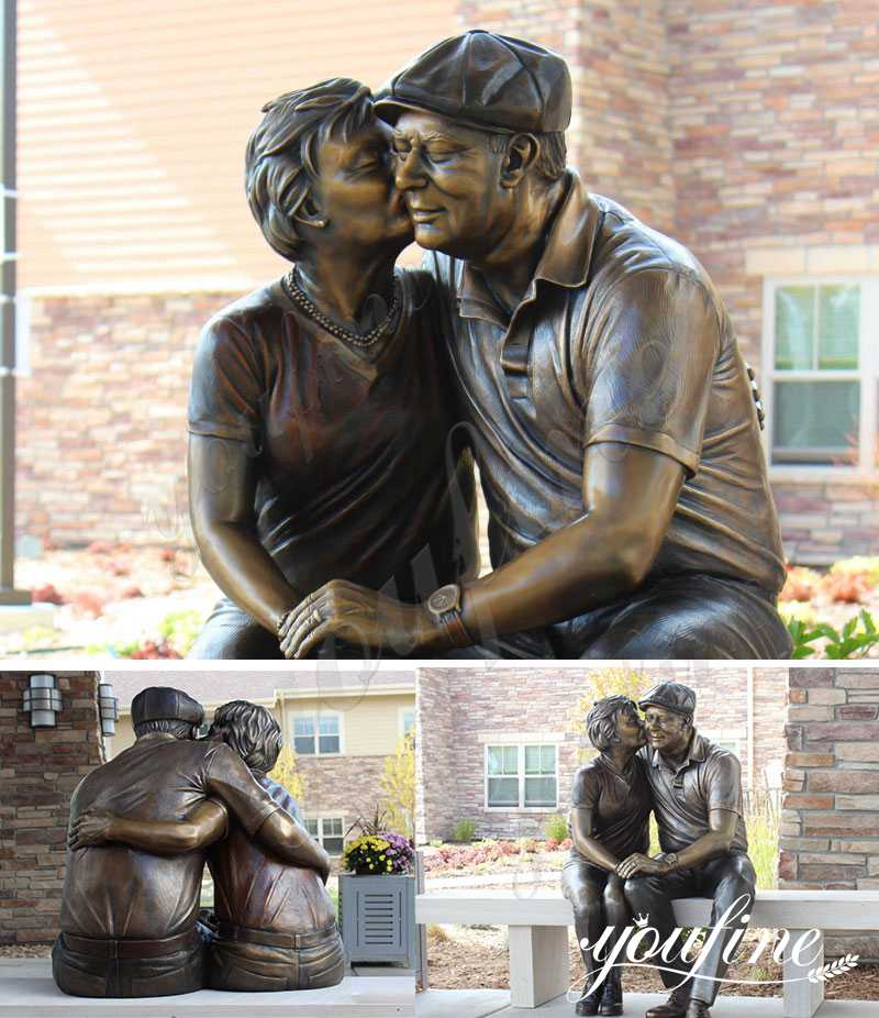 Life Size Bronze Figure Statue