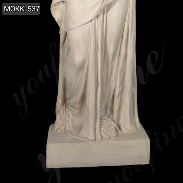 Life Size Roman Statue of Athena Greek Goddess of Wisdom on sale