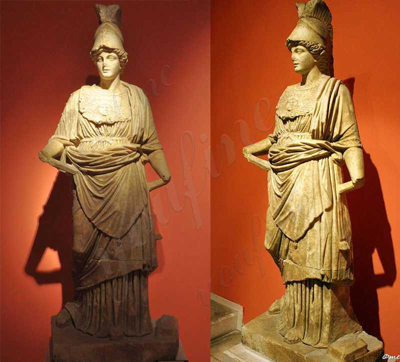 Marble Statue of Athena from Perge