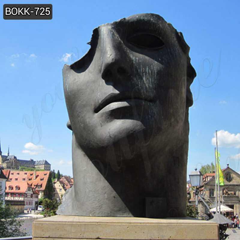 Outdoor Bronze Igor Mitoraj Sculpture Replica for Decorations
