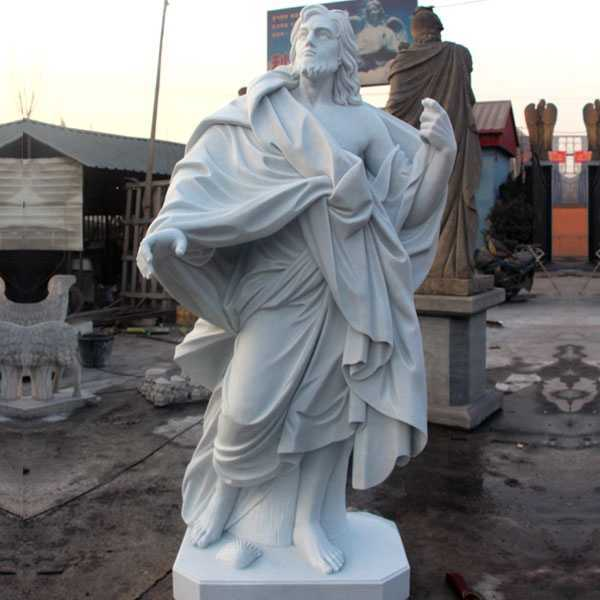 Religious Sculpture St. James Statue for Outdoor Church Decoration for Sale CHS-259