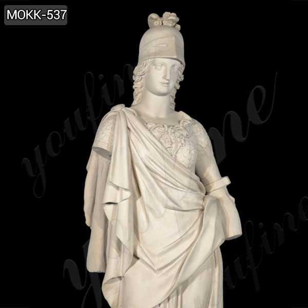 Roman Statue of Athena Greek Goddess of Wisdom for sale