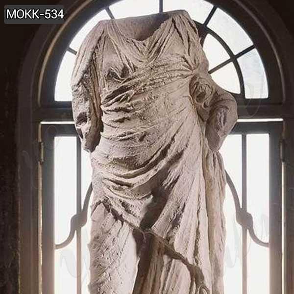 Roman Torso Marble Statue Replica