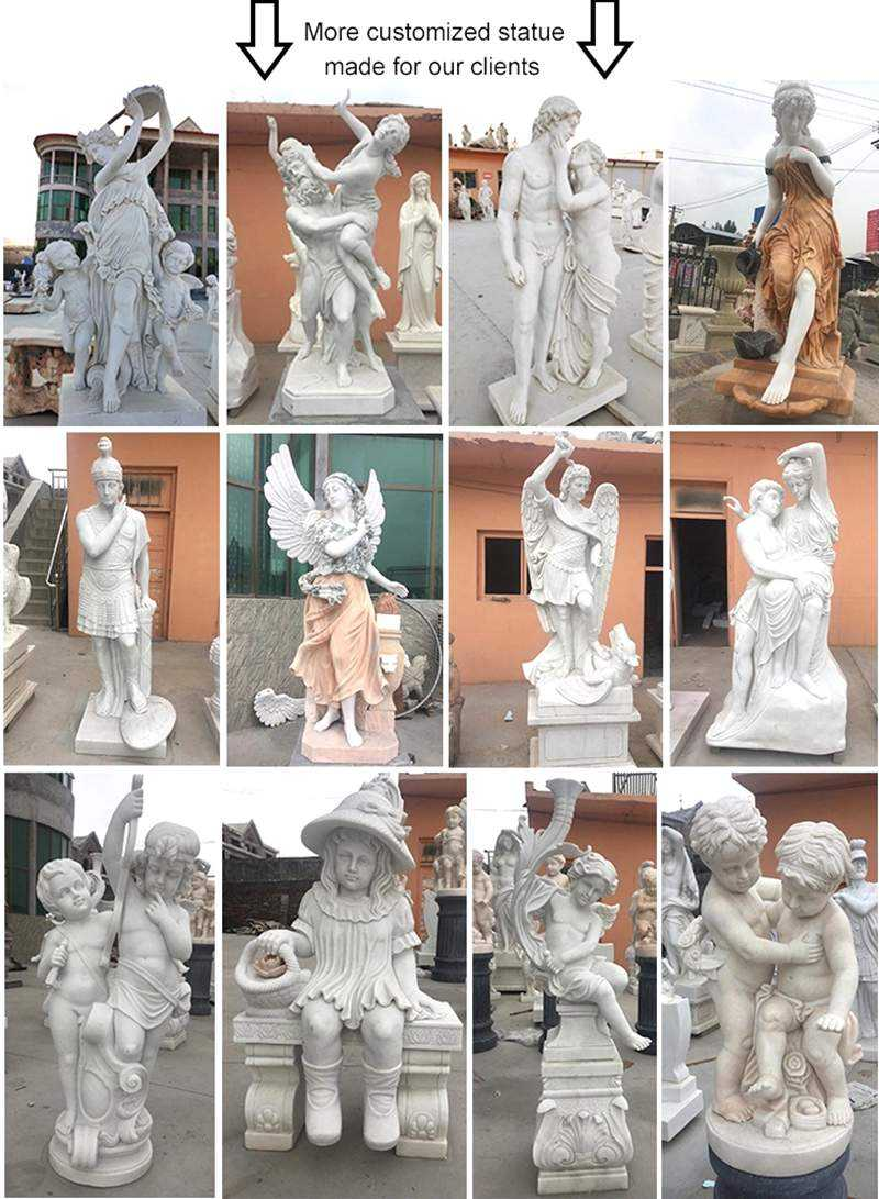 The Four Season Maidens Sculpture on sale