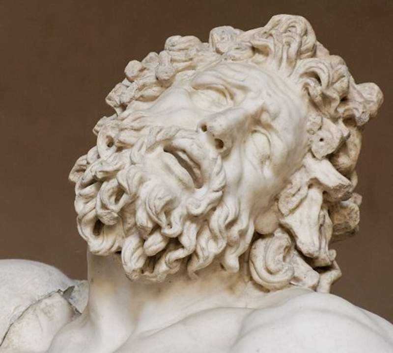 The story behind the statue of Laocoon and His Sons Sculpture