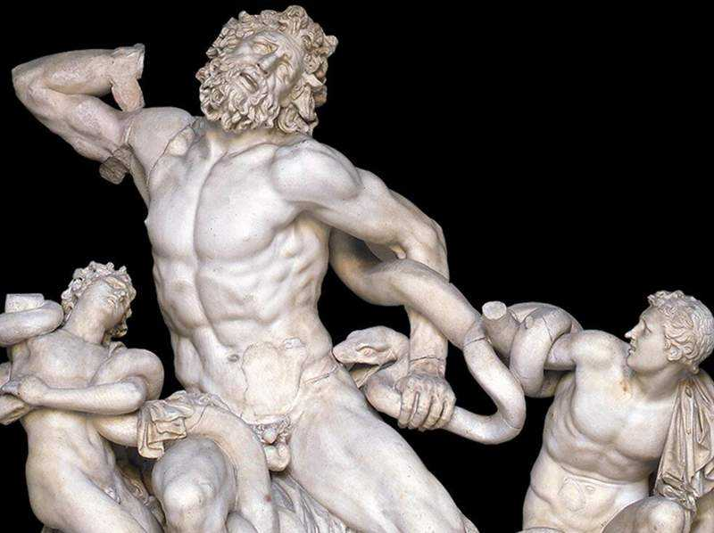 The story behind the statue of Laocoon and His Sons Sculptures