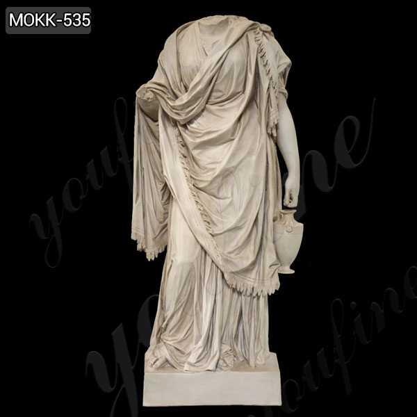 Venus Torso Life size Stone Statue Decorative Famous Sculpture MOKK-535