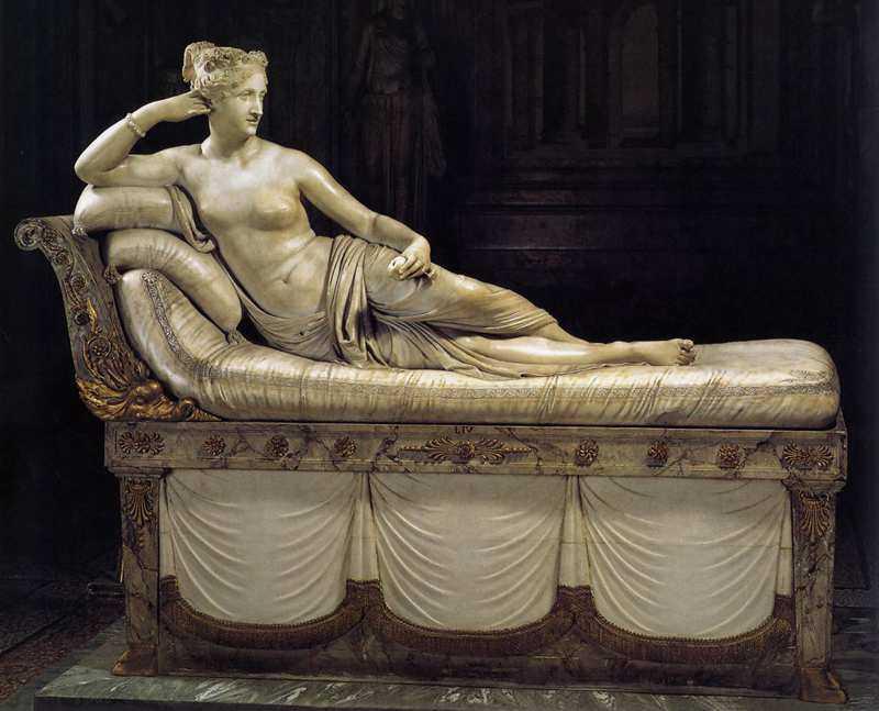 Venus Victrix statue