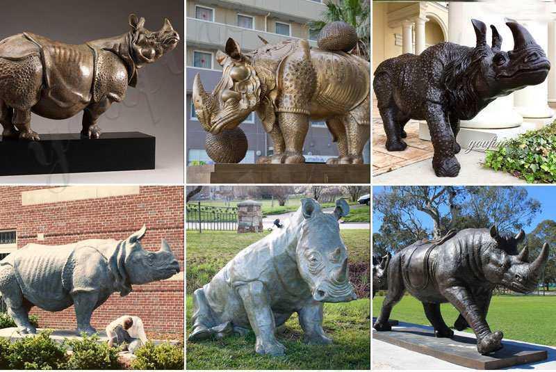 Outdoor Wildlife Sculpture BOKK-401