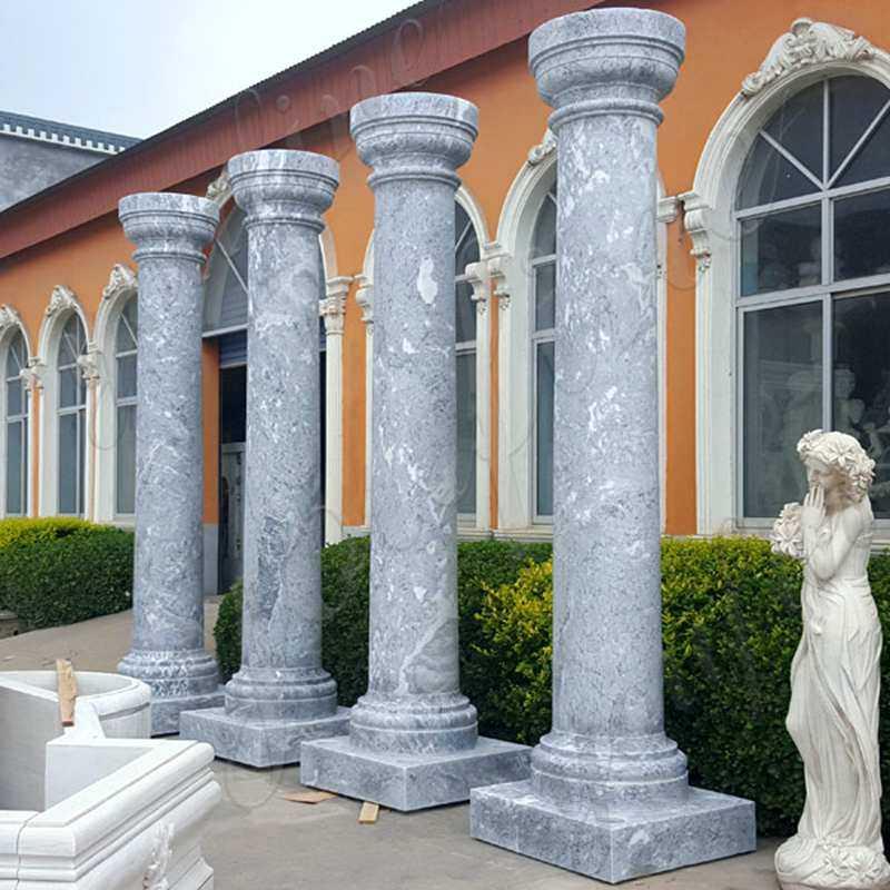 Roman pillar designs